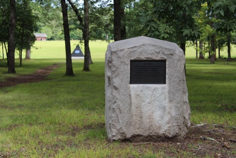 10th Indiana Infantry Marker image. Click for full size.