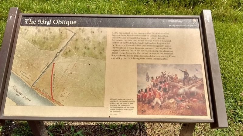 The 93rd Oblique Marker image. Click for full size.