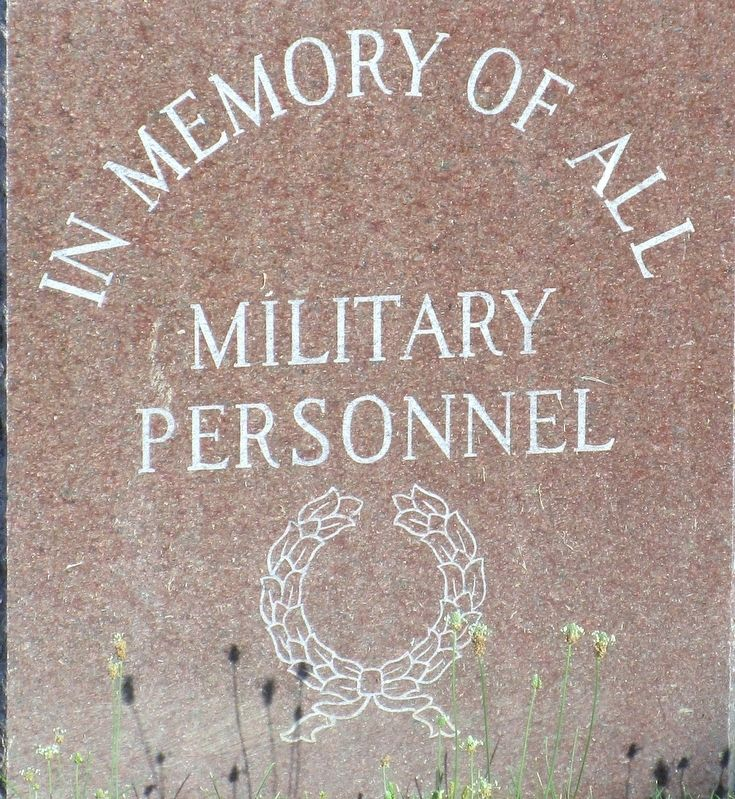 Green Mound Cemetery Veterans Memorial Marker image. Click for full size.