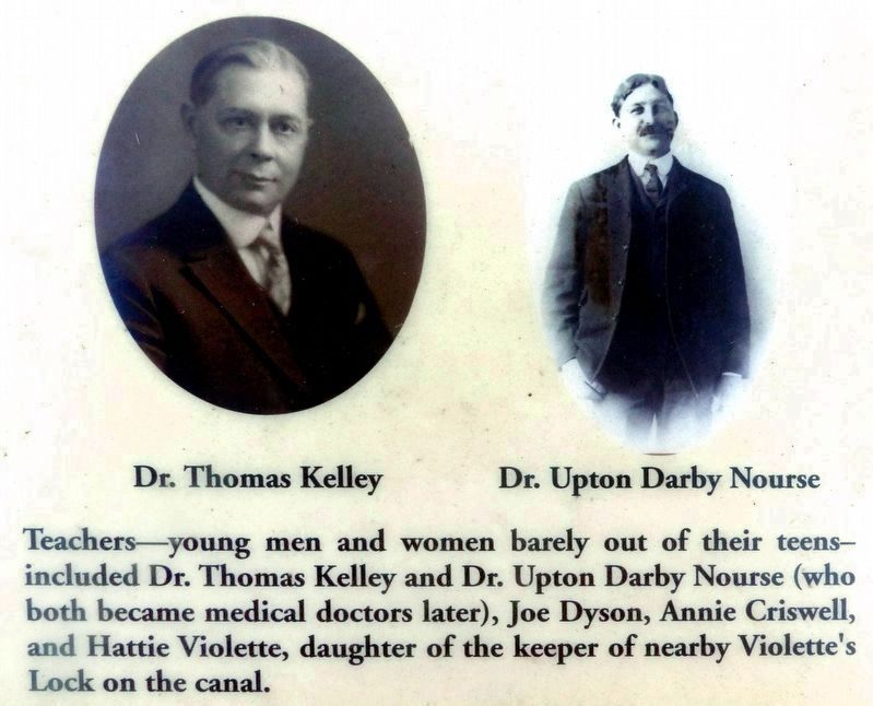 Dr. Thomas kelly & Dr. Upton Nourse image. Click for full size.