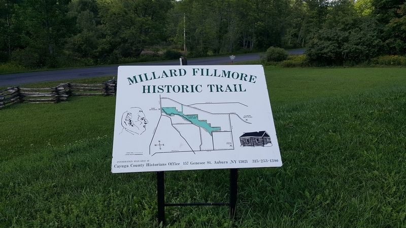 Millard Fillmore Marker image. Click for full size.