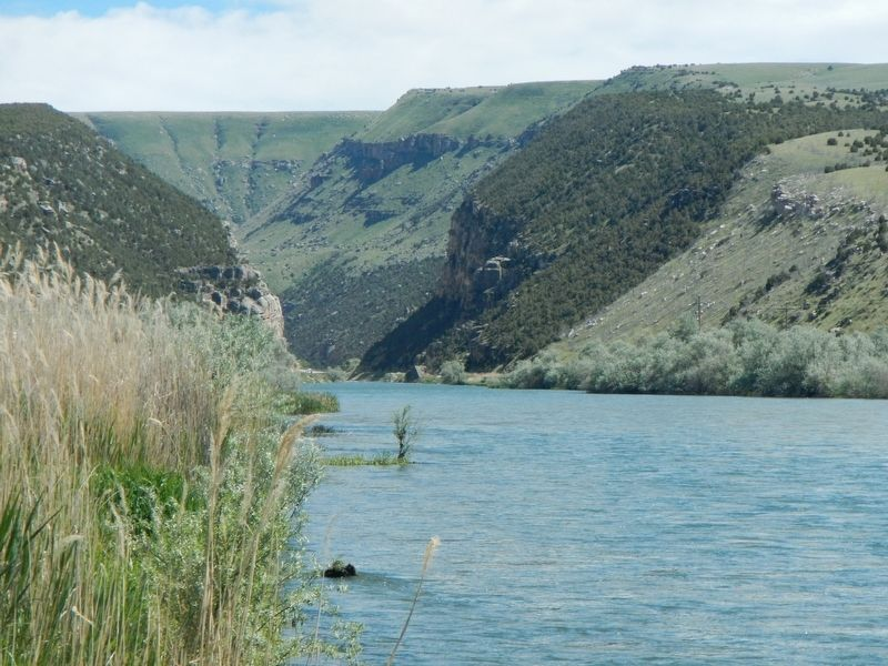 Bighorn River image. Click for full size.