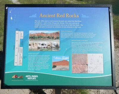 Ancient Red Rocks Marker image. Click for full size.