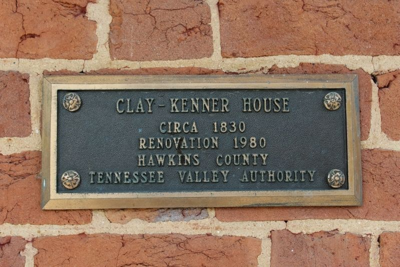 Clay-Kenner House image. Click for full size.