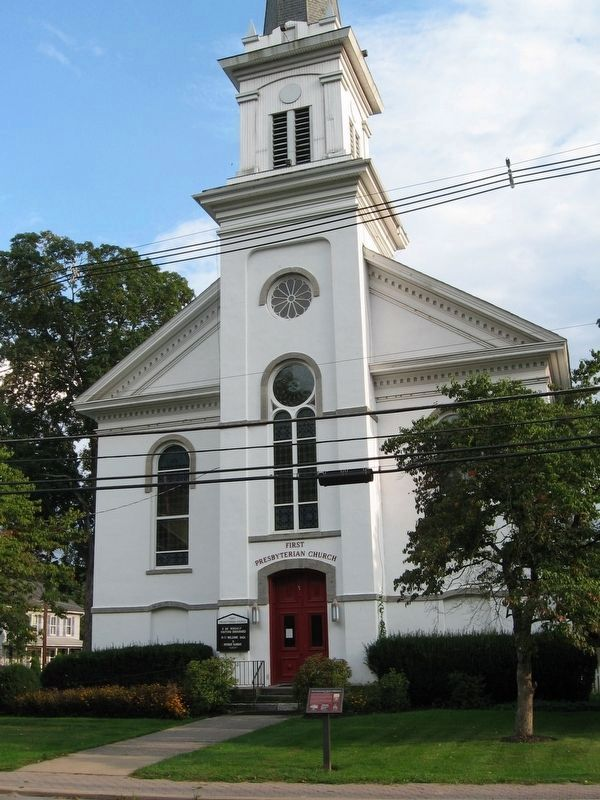 First Presbyterian Church of Blairstown image. Click for full size.