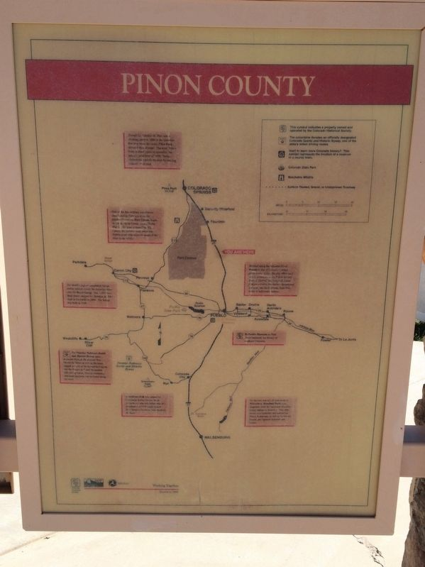 Pinon County Map (Panel 4) image. Click for full size.