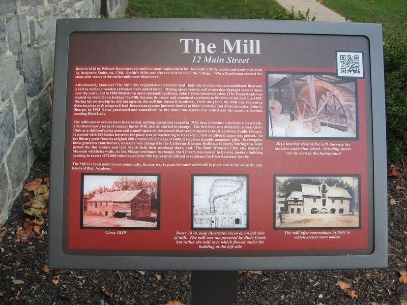 The Mill Marker image. Click for full size.