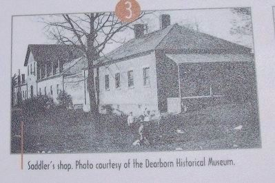 A Military Reserve in Dearbornville Marker image. Click for full size.