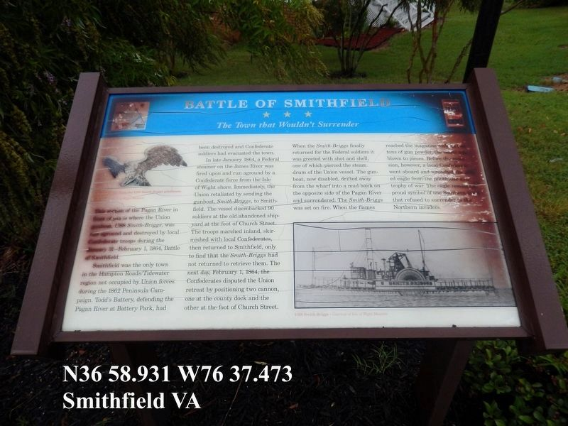 The Battle of Smithfield image. Click for full size.