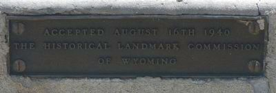 Third Plaque on the George Lathrop Marker image. Click for full size.