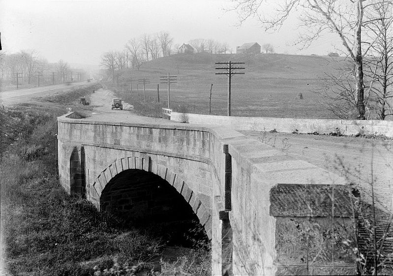 "<i>""S"" Bridge, West of Cambridge, Cambridge, Guernsey County, OH</i> image. Click for full size."