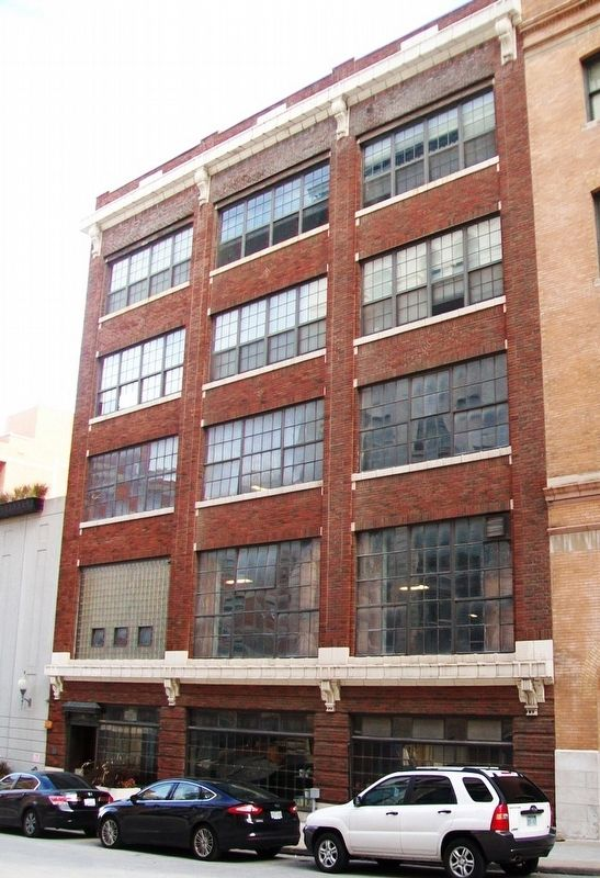 Lechtman Printing Company Building image. Click for full size.