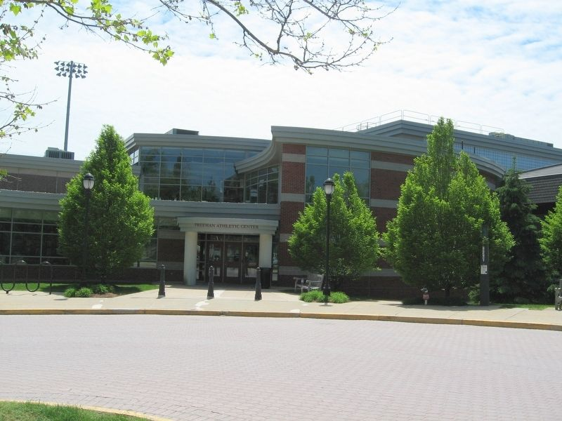 Freeman Athletic Center image. Click for full size.