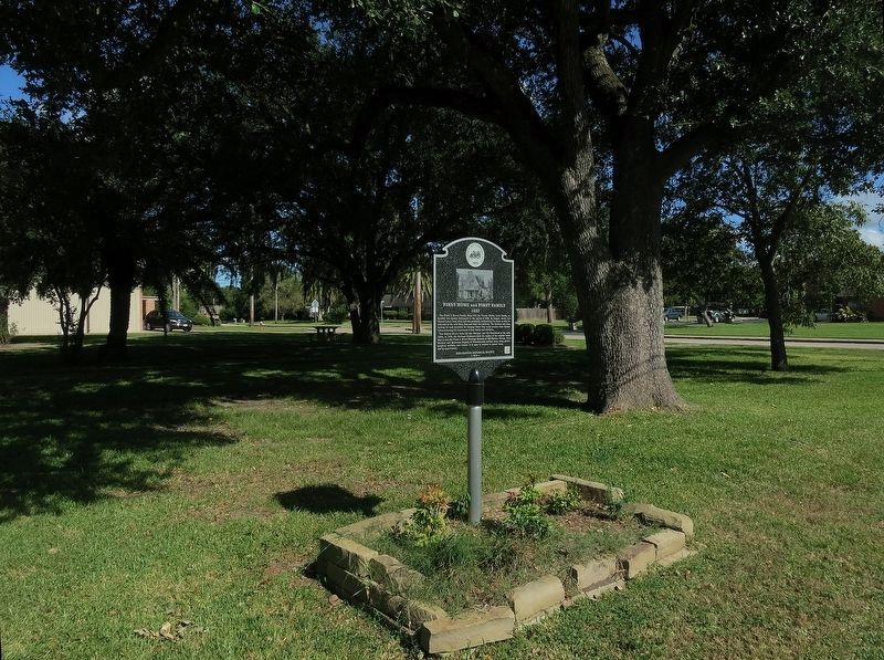 Wide View of First Home and First Family Marker image. Click for full size.