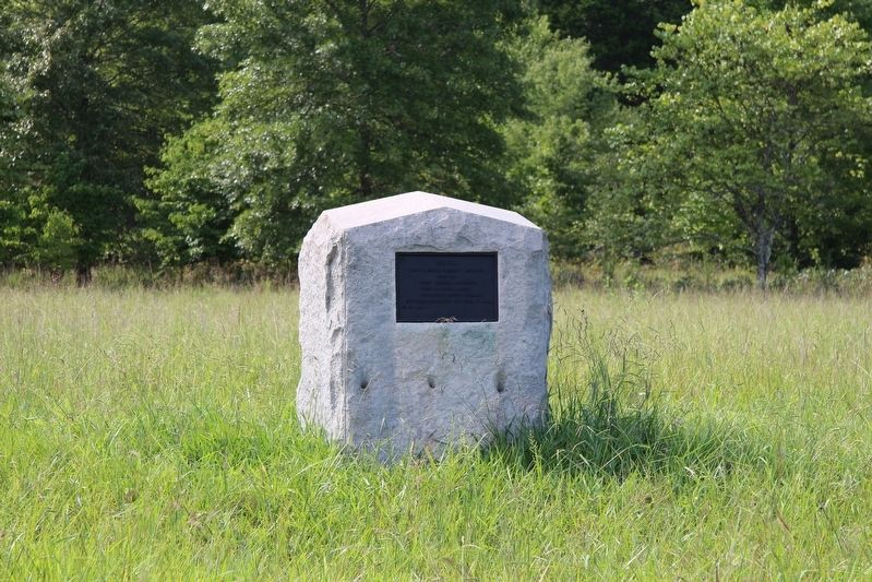 38th Indiana Regiment Marker image. Click for full size.