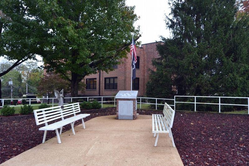 Texas County War Memorial, a War Memorial