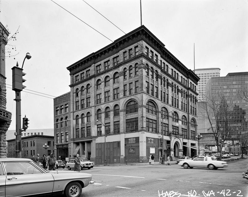 <i>Mutual Life Building, 601-607 First Avenue...</i> image. Click for full size.