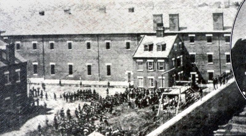 Hanging the Conspirators image. Click for full size.