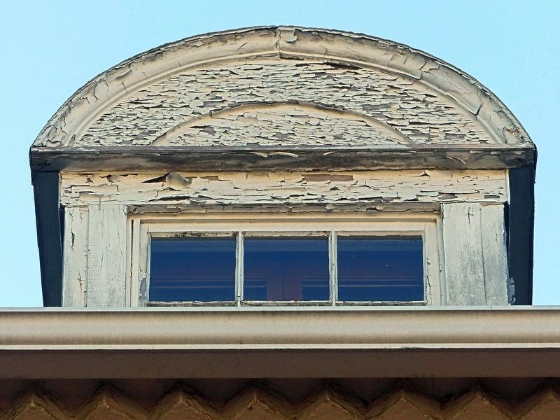 Round Dormer image. Click for full size.
