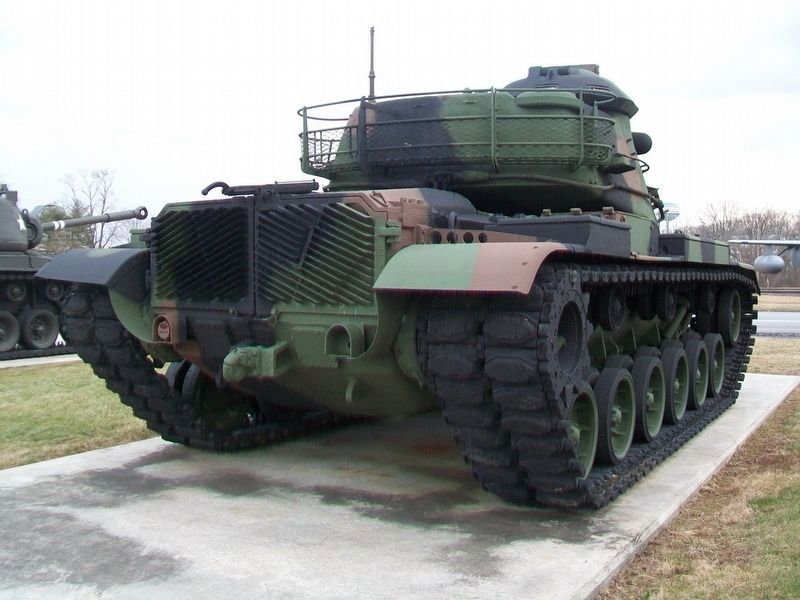 M60A3 Patton Tank image. Click for full size.
