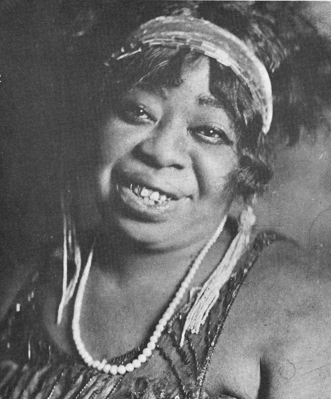 "Gertrude ""Ma"" Rainey Historical Marker"