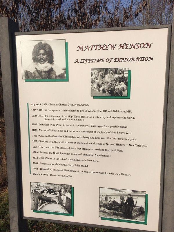 when was matthew henson born