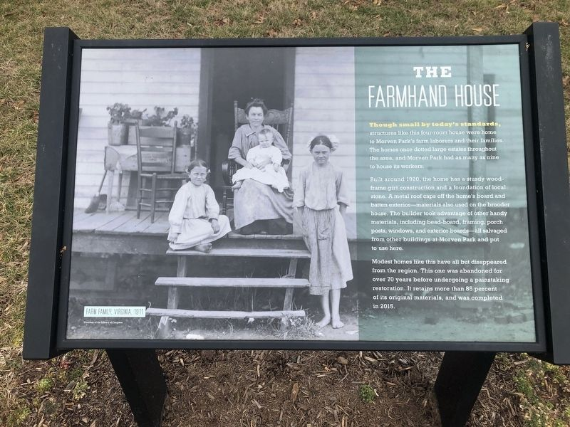 Sensational The Farmhand House Historical Marker Download Free Architecture Designs Xerocsunscenecom