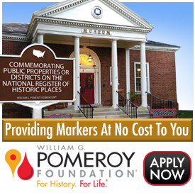 Advertisement: The William G. Pomeroy Foundation -