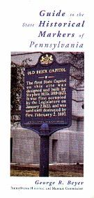 Guide to the State Historical Markers of Pennsylvania image. Click for more information.