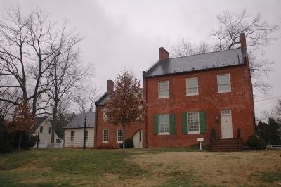 The Beall-Dawson House image. Click for full size.