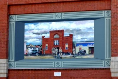 National Guard Armory Mural image. Click for full size.