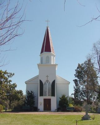 St. Mary's Catholic Church image. Click for full size.