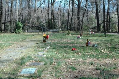 The Greenbelt / Turner Cemetery image. Click for full size.