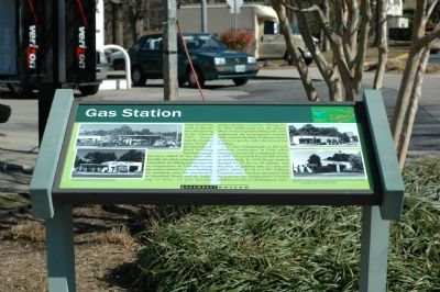 Gas Station Marker image. Click for full size.
