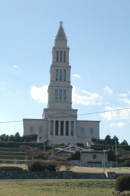 The George Washington Masonic National Memorial image. Click for full size.