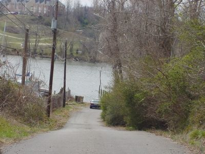 The Former King's Highway at the Occoquan image. Click for full size.