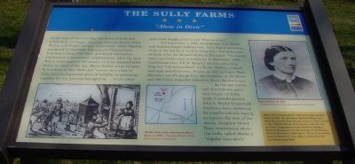 The Sully Farms Marker image. Click for full size.