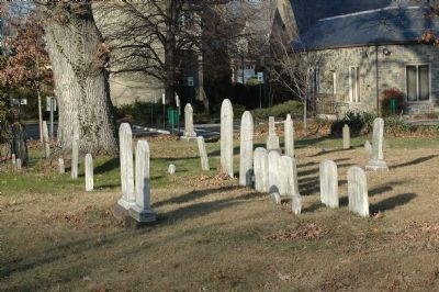 Historic Baptist Cemetery image. Click for full size.