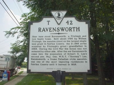 Ravensworth Marker image. Click for full size.