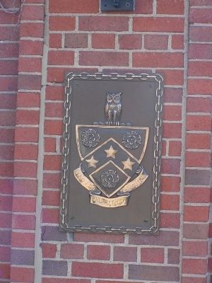 The Fraternity of Phi Gamma Delta's Coat of Arms image. Click for full size.