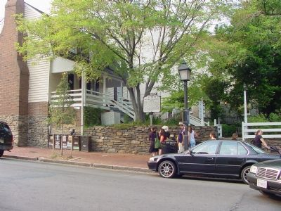 Ramsay House, Alexandria's Visitor's Center image. Click for full size.