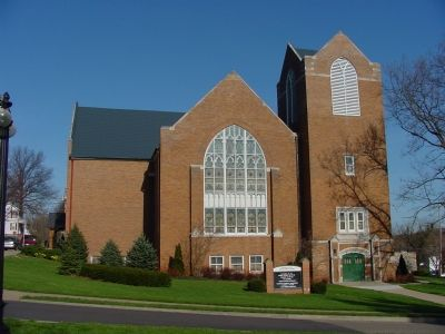 College Drive Presbyterian Church image. Click for full size.