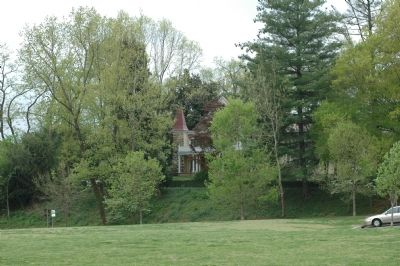 Spring View of the Clara Barton House image. Click for full size.