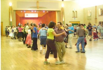 Dancing in the Spanish Ballroom image. Click for full size.