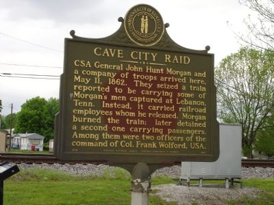Cave City Raid Marker image. Click for full size.