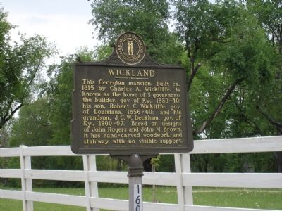 Wickland Marker image. Click for full size.