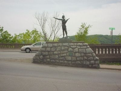 The Mingo Statue image. Click for full size.