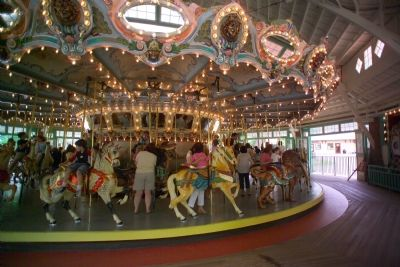The Dentzel Carousel image. Click for full size.