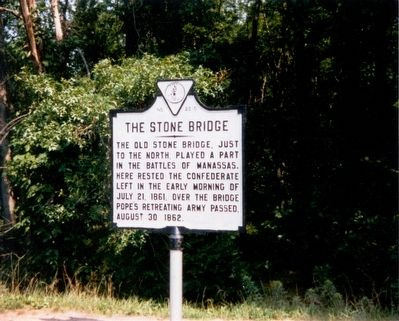 The Original C-23 Marker Erected in the 1930's. image. Click for full size.