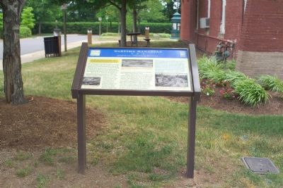 Confederates Withdraw to Richmond Marker image. Click for full size.